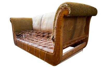 Rénovation de fauteuil