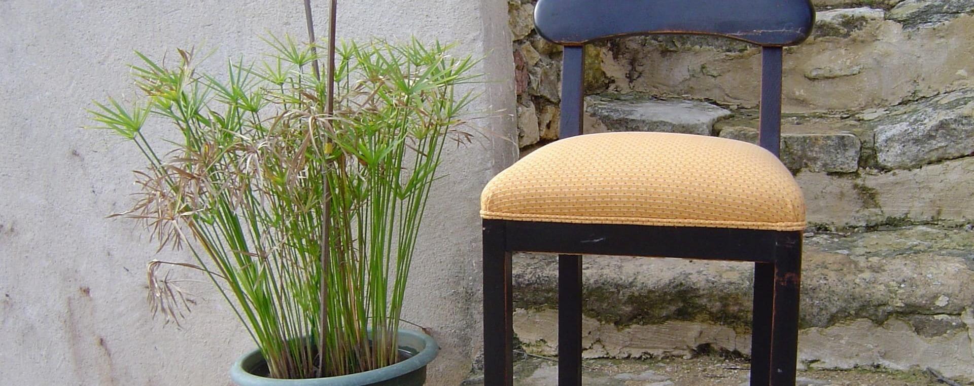 Les fauteuils de la Cabrerie